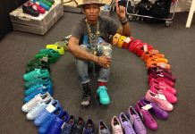 adidas = Pharrell Williams Superstar 2015 'Rainbow' | Teaser