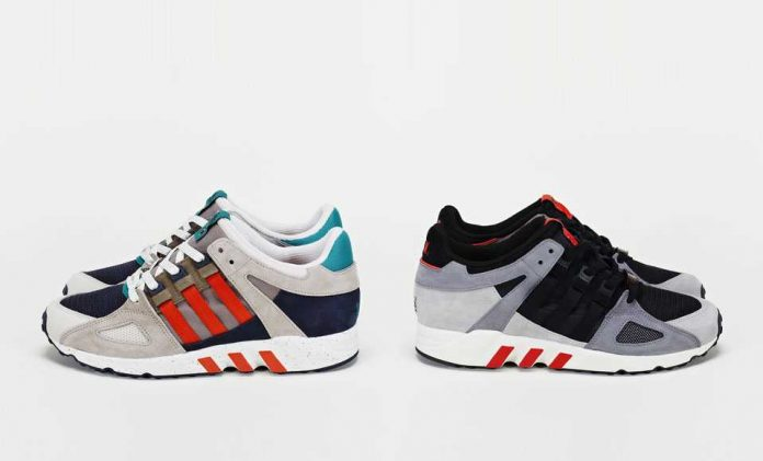 adidas EQT Guidance 93 Solebox Hal