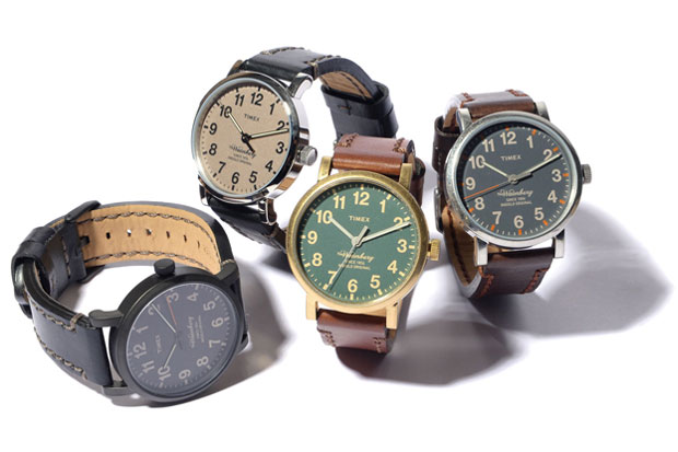 Montres TIMEX 160th ANNIVERSARY Waterbury Collection