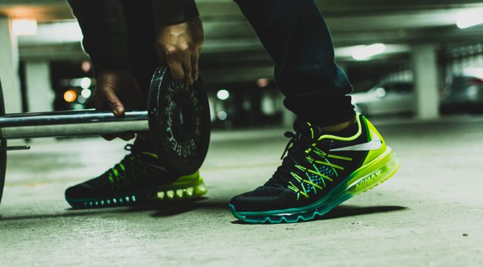 Nike Air Max 2015 (Black/Volt/Hyper Jade/White) 'Dare To Air'-11