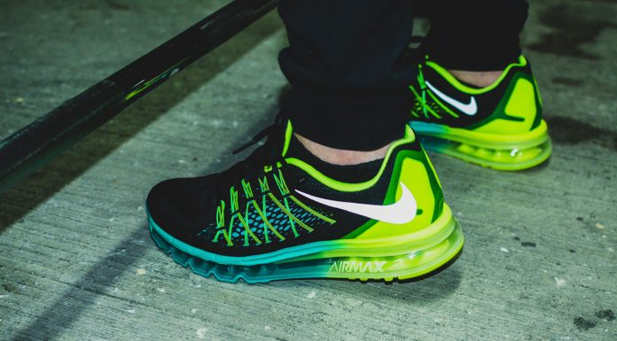 Nike Air Max 2015 (Black/Volt/Hyper Jade/White) 'Dare To Air'-13