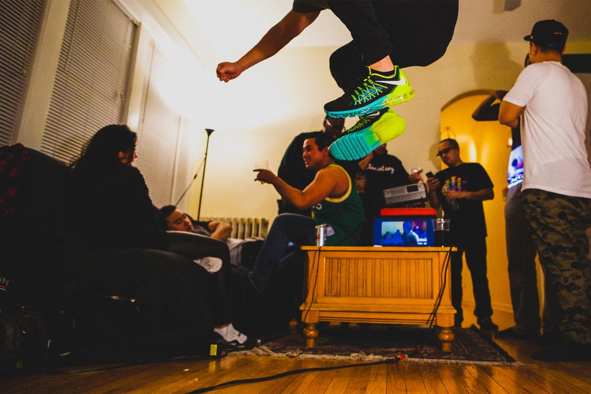 Nike Air Max 2015 (Black/Volt/Hyper Jade/White) 'Dare To Air'-14