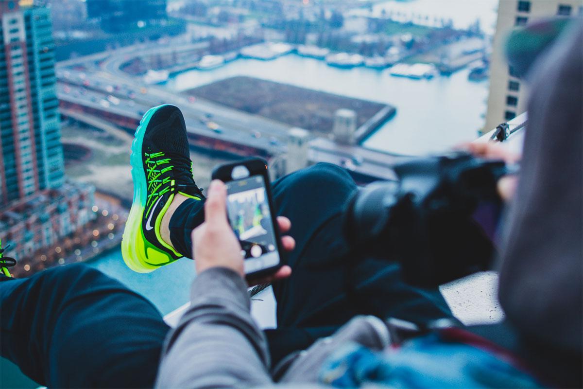 Nike Air Max 2015 (Black/Volt/Hyper Jade/White) 'Dare To Air'