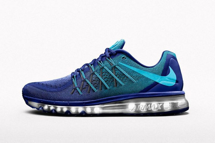 Nike Air Max 2015 iD - blue/bleu