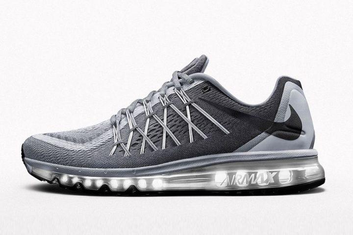 Nike Air Max 2015 iD - gris/grey
