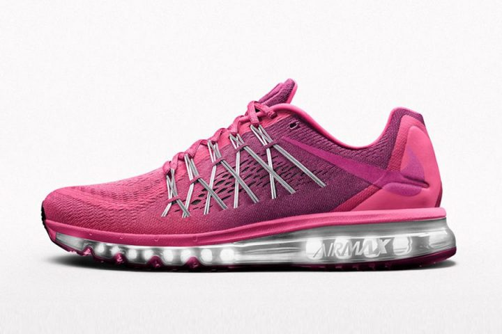Nike Air Max 2015 iD - rose/pink