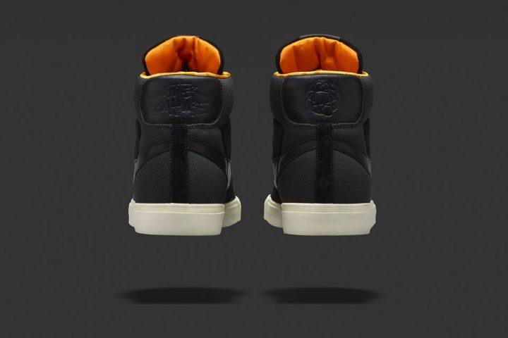 Nike Blazer Mid (Black) x Mo'Wax by James Lavelle-1