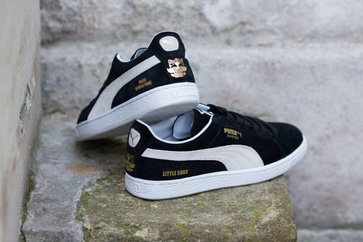 PUMA Suede X Red Bull Bc ONE 'Little Shao'