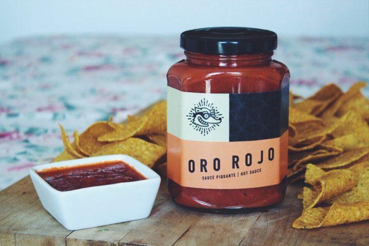 Sauce Oro Rojo - Montreal