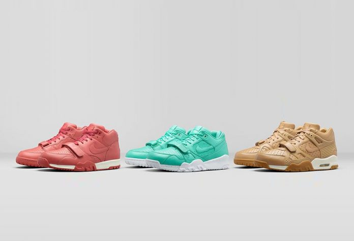 Nike Sportswear Air Trainer Collection Subdued Trainers2
