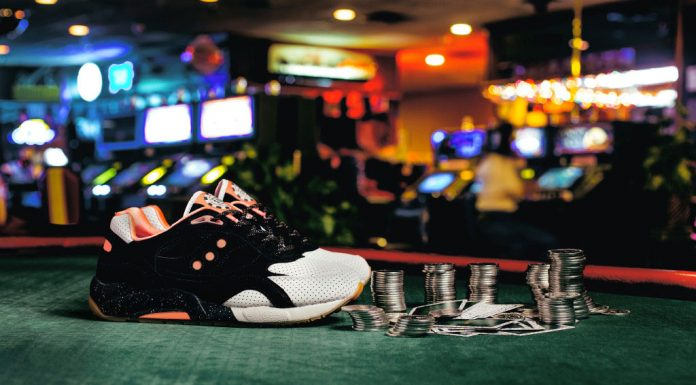 Saucony x Feature Boutique G9 Shadow 6 'High-Roller'