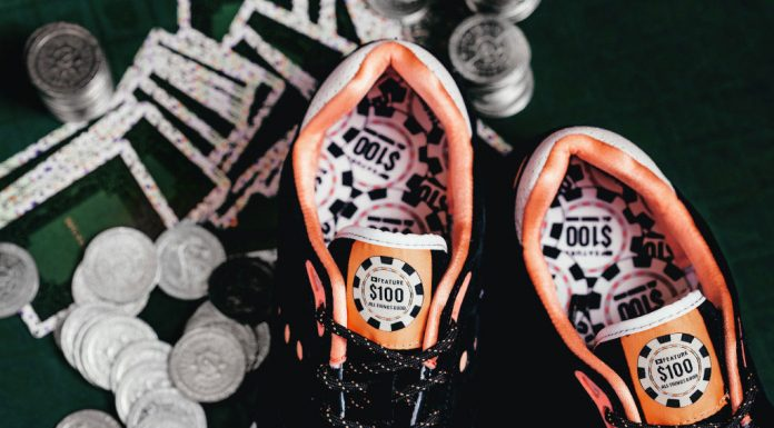 Saucony x Feature G9 Shadow 6 'High-Roller'-1