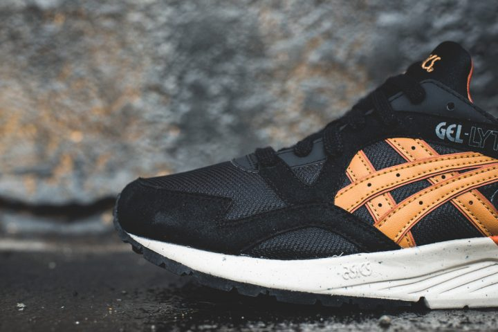 ASICS Gel Lyte V 'Vegan' (BlackTan)-3