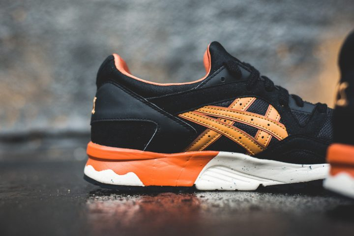 ASICS Gel Lyte V 'Vegan' (BlackTan)-6