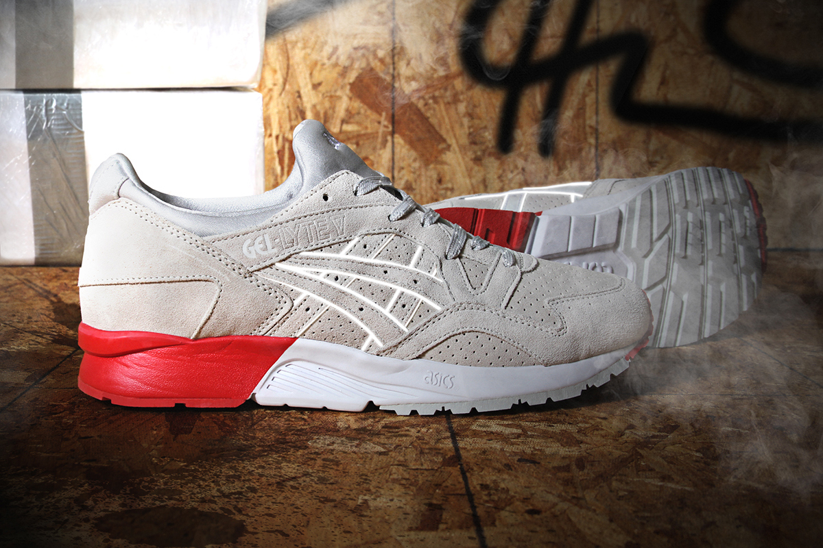 Concepts x ASICS Gel Lyte V '8 Ball'-9