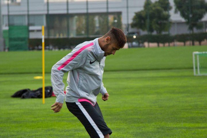Crampons Neymar Jr. x Nike Hypervenom 'Liquid Diamond'-8
