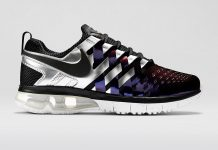 Nike Fingertrap Max 'Super Bowl' Edition
