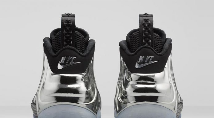 Nike Air Foamposite One AS (Silver/Black/Silver)-2