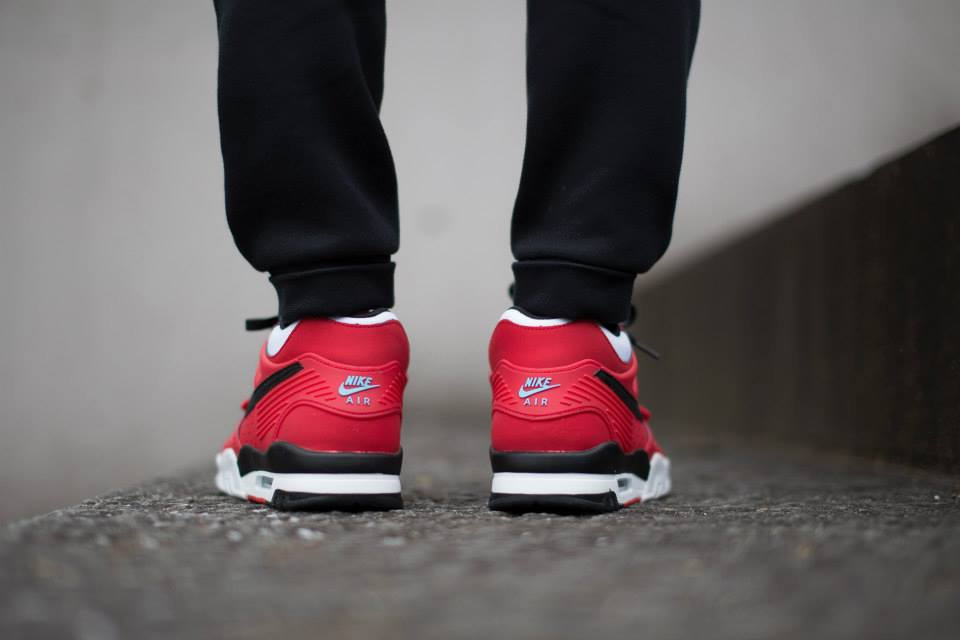 Nike Air Trainer 3 'University Red'-3