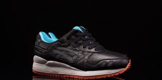ASICS Gel-Lyte III 'Miami Vice' Pack (Black-White/Orange/Turquoise)-1