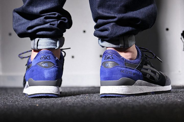 ASICS Gel-Lyte III 'Dark Purple' - High Voltage Pack-2