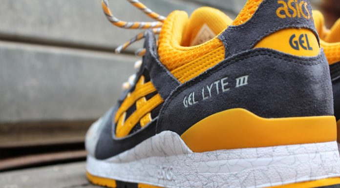 ASICS Gel-Lyte III 'Gold Fusion'-2