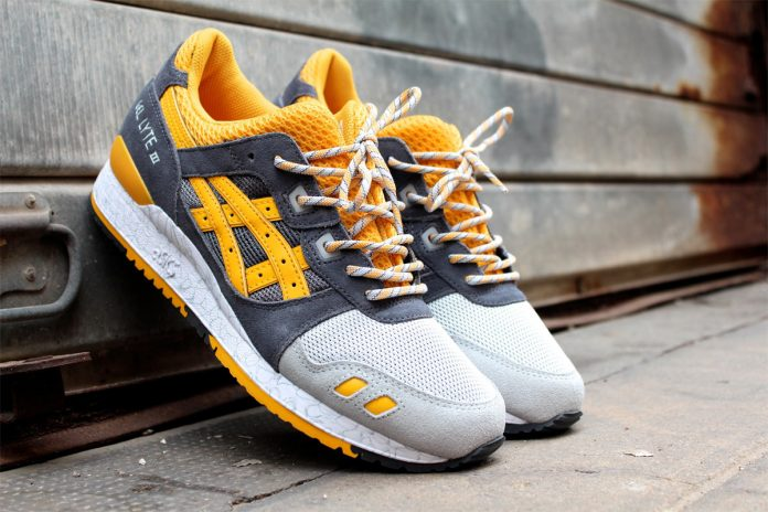 ASICS Gel-Lyte III 'Gold Fusion'
