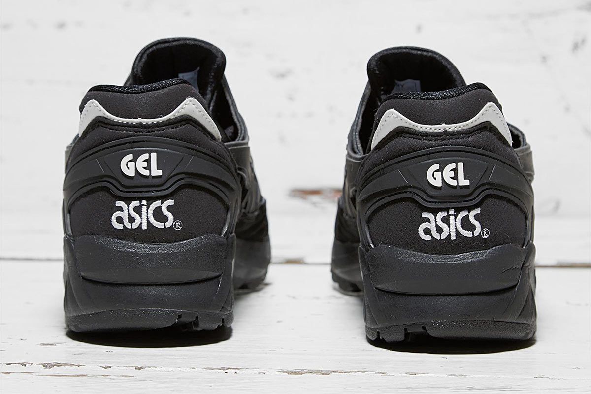 Asics GEL Kayano Trainer (Black/Noir) - Printemps 2015-2
