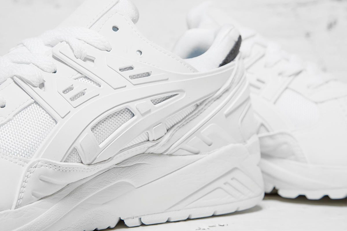 Asics GEL Kayano Trainer (White/Blanc) - Printemps 2015-3