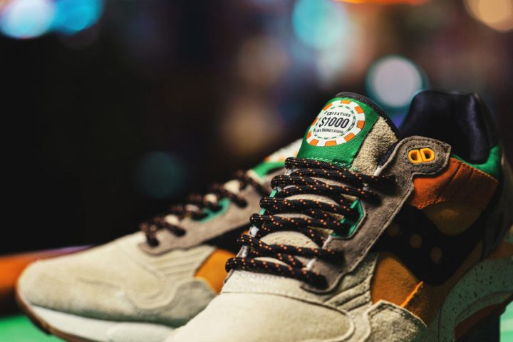 Feature x Saucony G9 Shadow 6 'The Pumpkin'-2