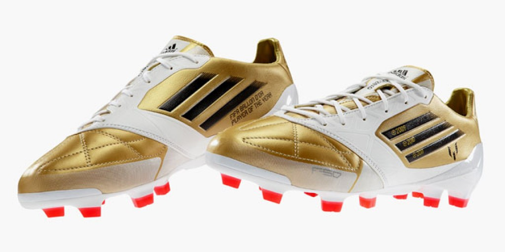 Leo Messi adidas f50 'Pibe de Barr10' | Campagne There Will