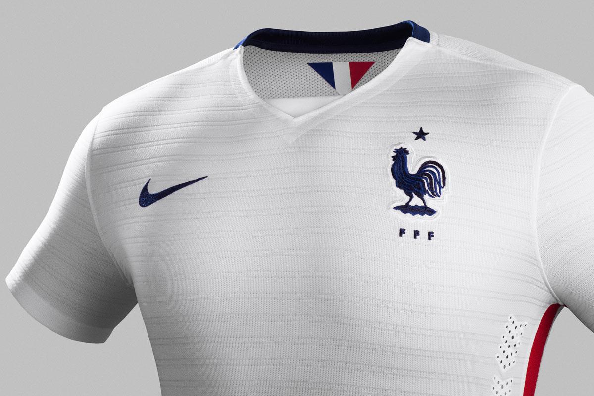 Maillot Extérieur Équipe de France 2015/2016