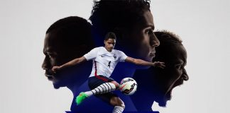 Maillot Extérieur Équipe de France de Football 2015/2016
