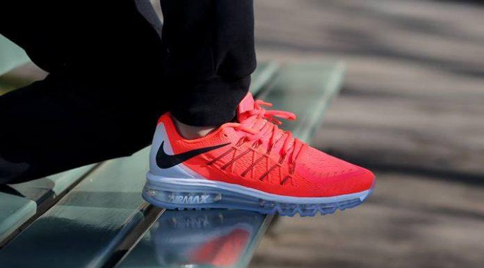 Nike Air Max 2015 'Bright Crimson'-1