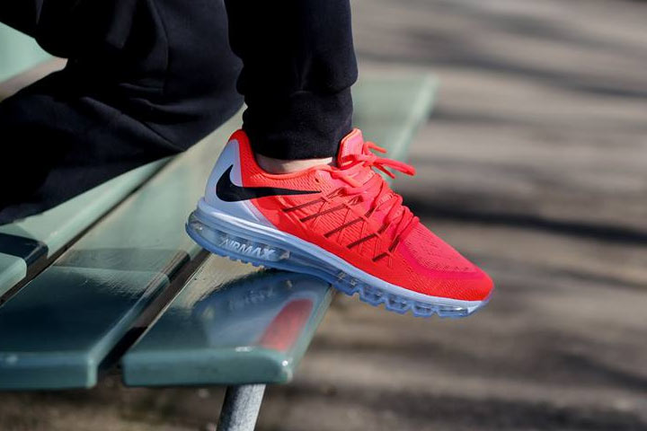 Nike Air Max 2015 'Bright Crimson'-2