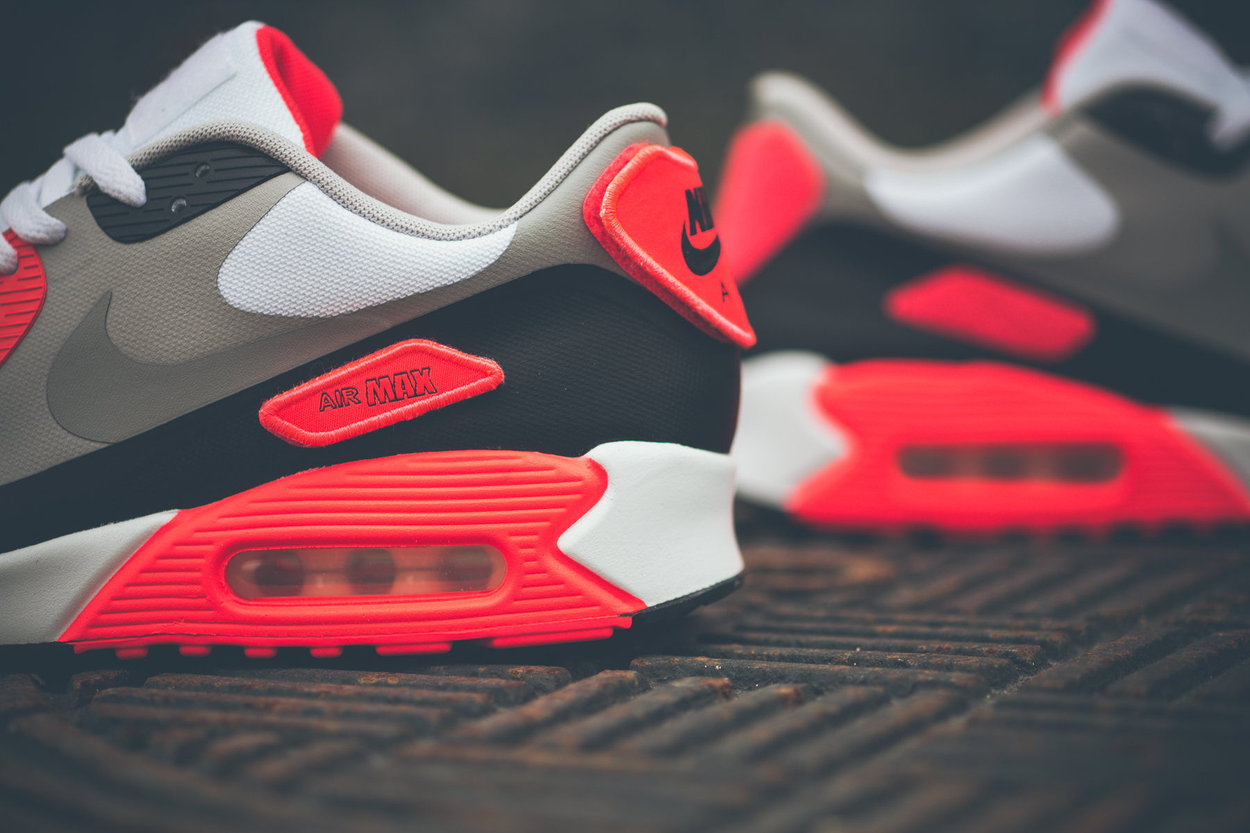 Nike Air Max 1 90 95 Og Patch Pack