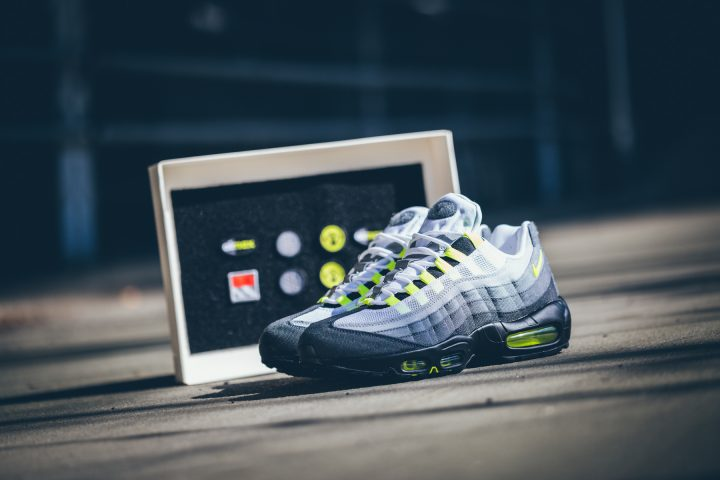 Nike Air Max 95 OG (Neon) 'Patch' Pack