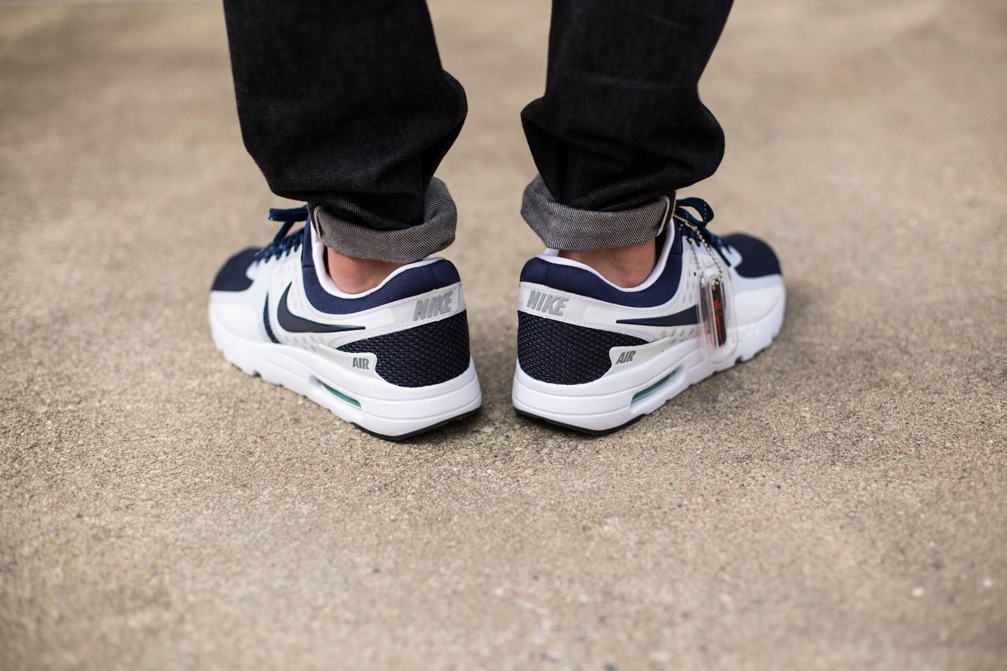 Nike Air Max Zero On Feet-3