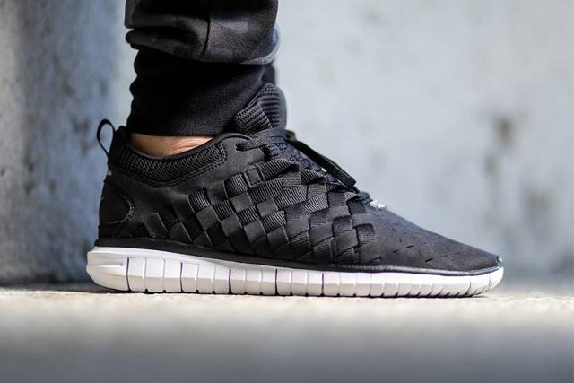 Nike Free OG 14 Woven Black/Noir - Spring/Summer 2015
