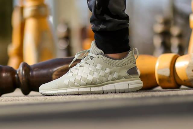 Nike Free OG 14 Woven (Light Bone) - Spring/Summer 2015