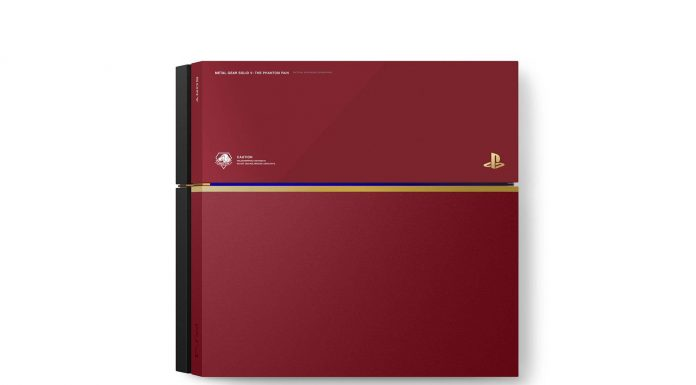 PlayStation 4 Metal Gear Solid V : The Phantom Pain Edition-2