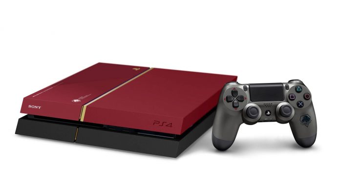 PlayStation 4 Metal Gear Solid V : The Phantom Pain Edition