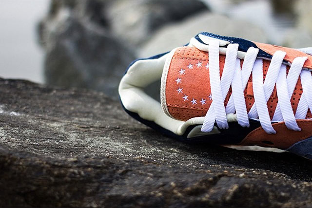 UBIQ X Saucony Shadow Master 'Coast to Coast' Part 2-2