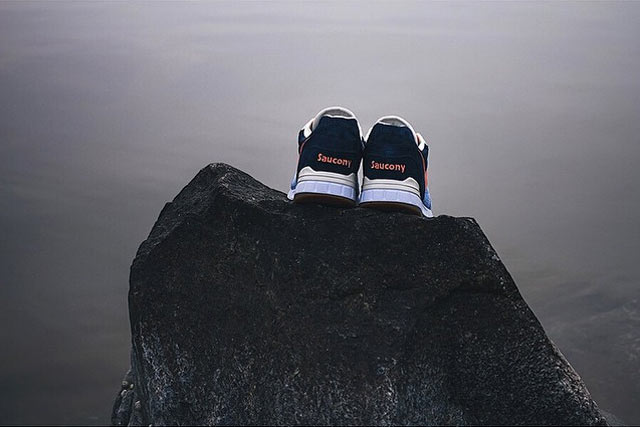 UBIQ X Saucony Shadow Master 'Coast to Coast' Part 2-3