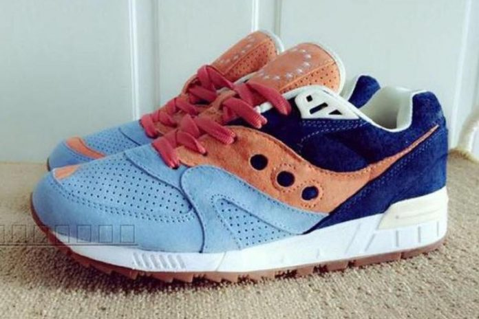 UBIQ X Saucony Shadow Master 'Coast to Coast'