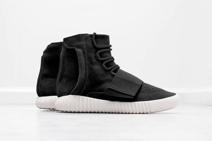 adidas Yeezy Boost Noir