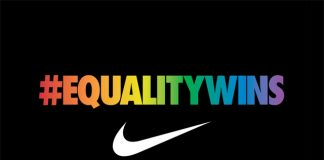Nike EquityWins Gay Marriage USA