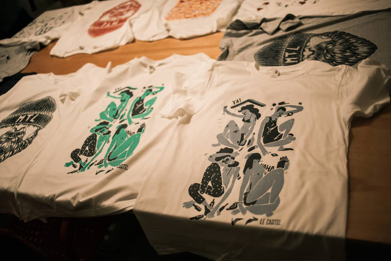 Le Cartel Clothing MTL printemps ete 2015-1