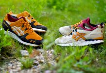 ASICS 'Workwear' Pack – Automne 2015