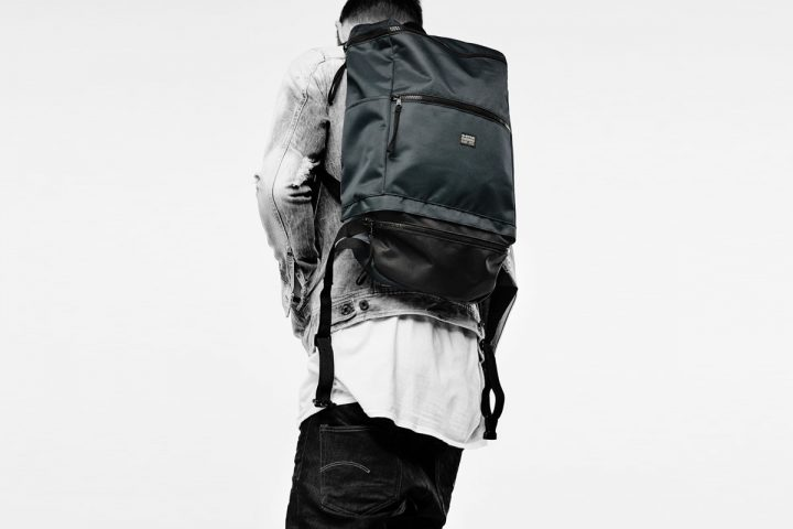 G-STAR RAW Originals Detachable Backpack - Fall/Winter 2015-1